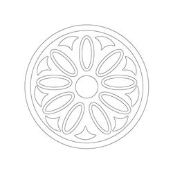 도제떡살 - 기본디자인