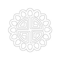문양판 - 기본디자인