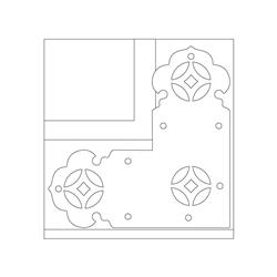 태안사 삼성각 - 기본디자인