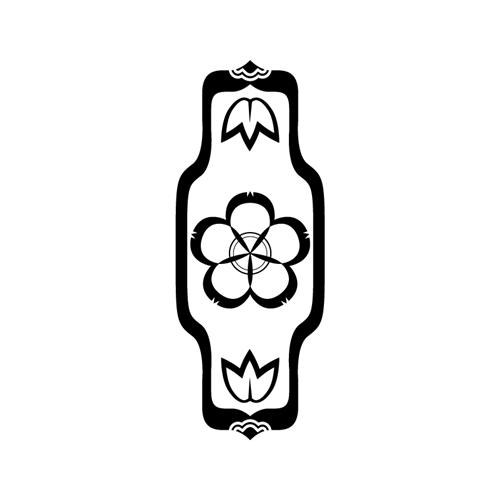 영탑사 대웅전 기둥