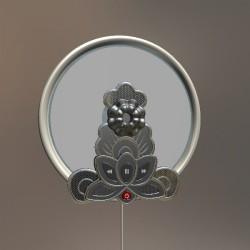 [연꽃문] 벽걸이 CD플레이어