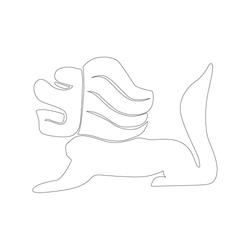 불비상 - 원시문양