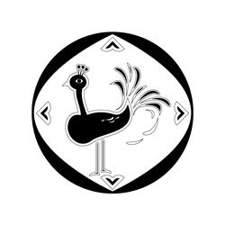세종대왕 영릉 곡장 수막새