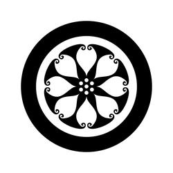 연꽃무늬수막새 이미지