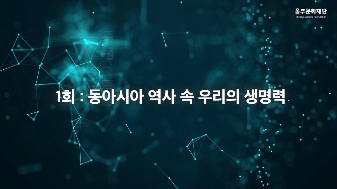 랜선인문학콘서트 역사편 : 한국문화의 정체성 1회