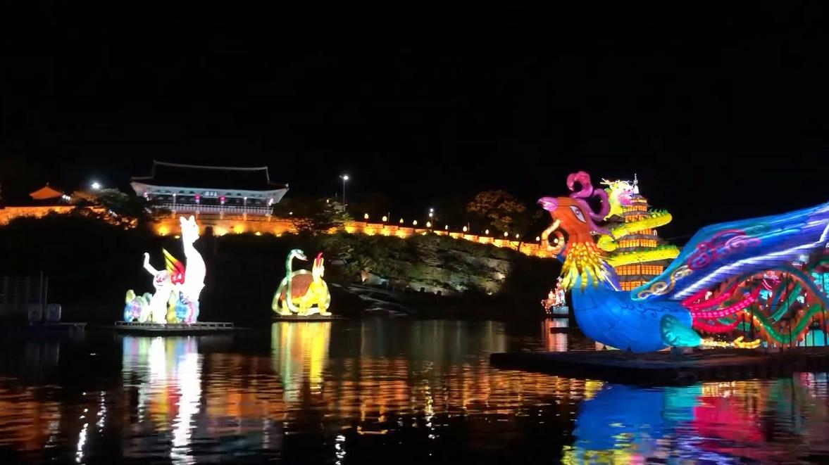 2019 진주남강유등축제, 끝내주는 야경!