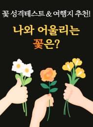 봄꽃 레이블링 게임
