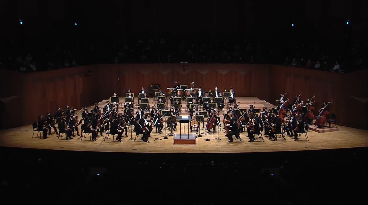 한화와 함께하는 2021 교향악축제 - 코리안심포니오케스트라 2부