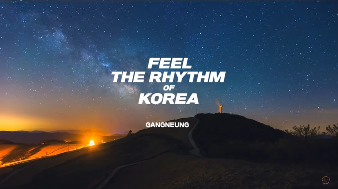 이날치X앰비규어스 댄스컴퍼니 한국관광 해외홍보영상ㅣ강릉-약일레라