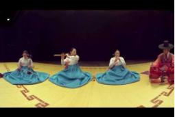 360º VR 영상 : 국립부산국악원 민요 본문 내용 참조