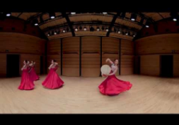 360º VR 영상 : 국립국악원 장구춤(조흥동류)