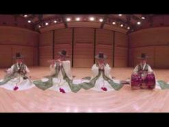 360º VR 영상 : 국립국악원 천년만세