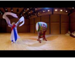 360º VR 영상 : 국립국악원 승무
