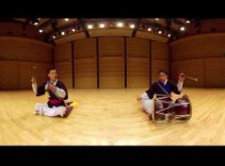 360º VR 영상 : 국립국악원 처용무