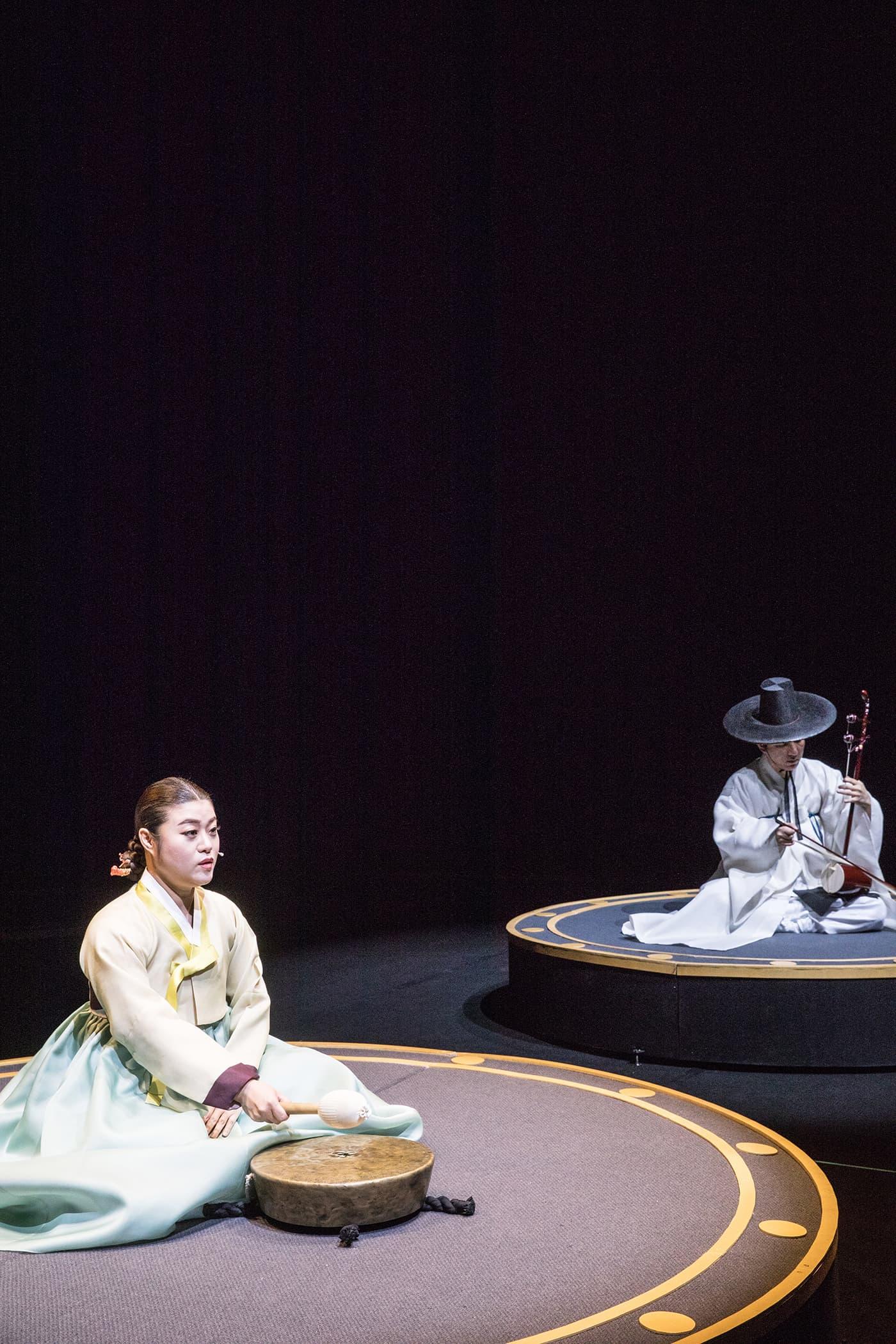 민속악단 기획공연 '가감(加減)'
