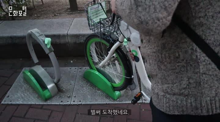 """거꾸로 바라본 """"따릉이의 하루"""""""